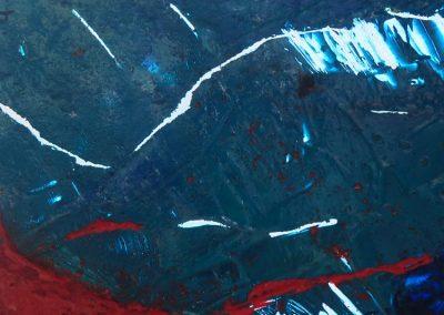 Blaue Berge - Fragment I